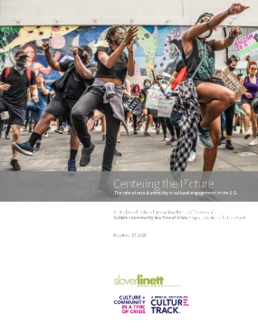 Centering the Picture: The role of race & ethnicity in cultural engagement in the U.S.