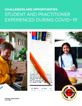 Challenges and Opportunities: Student and Practitioner Experiences During COVID-19